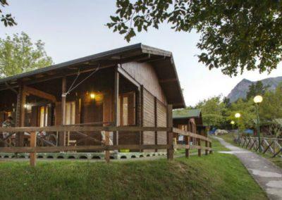 Bungalow Camping Vettore a Balzo di Montegallo sui Monti Sibillini13