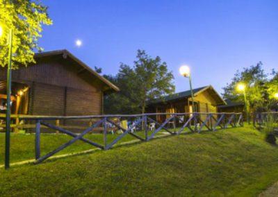 Bungalow Camping Vettore a Balzo di Montegallo sui Monti Sibillini14
