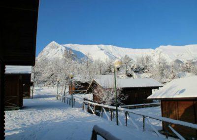Bungalow Camping Vettore a Balzo di Montegallo sui Monti Sibillini16