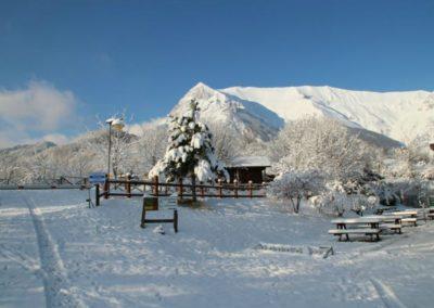 Bungalow Camping Vettore a Balzo di Montegallo sui Monti Sibillini17
