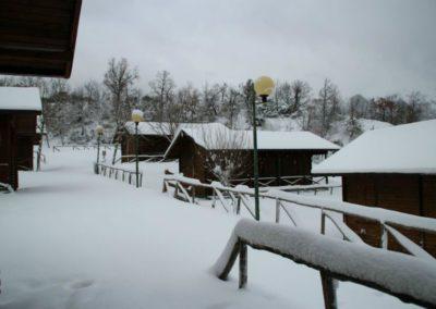 Bungalow Camping Vettore a Balzo di Montegallo sui Monti Sibillini19