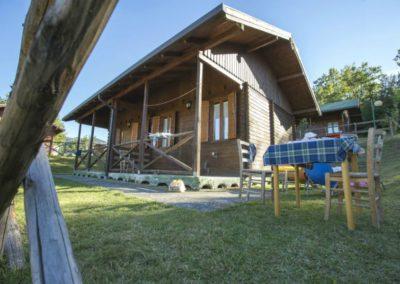 Bungalow Camping Vettore a Balzo di Montegallo sui Monti Sibillini2