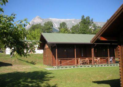 Bungalow Camping Vettore a Balzo di Montegallo sui Monti Sibillini3