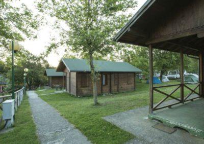 Bungalow Camping Vettore a Balzo di Montegallo sui Monti Sibillini4
