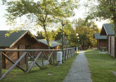 Bungalow Camping Vettore a Balzo di Montegallo sui Monti Sibillini7