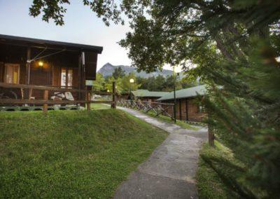 Bungalow Camping Vettore a Balzo di Montegallo sui Monti Sibillini8