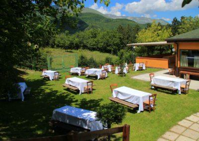 Ristorante Pizzeria Camping Vettore Montegallo Monti Sibillini13