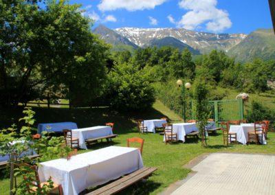 Ristorante Pizzeria Camping Vettore Montegallo Monti Sibillini14