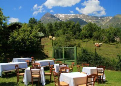 Ristorante Pizzeria Camping Vettore Montegallo Monti Sibillini15