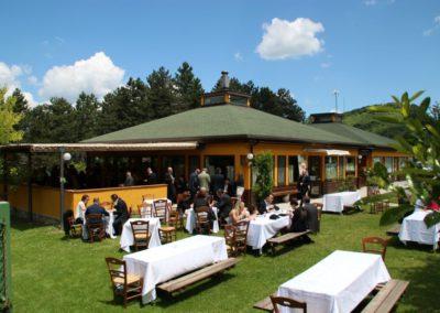 Ristorante Pizzeria Camping Vettore Montegallo Monti Sibillini9