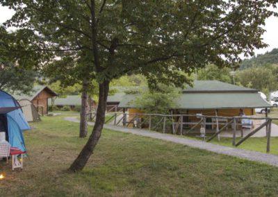 Tende, Camper, Roulotte Camping Vettore Montegallo Monti Sibillini10