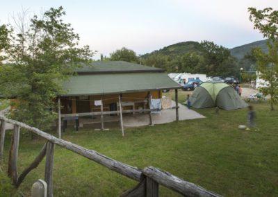 Tende, Camper, Roulotte Camping Vettore Montegallo Monti Sibillini11