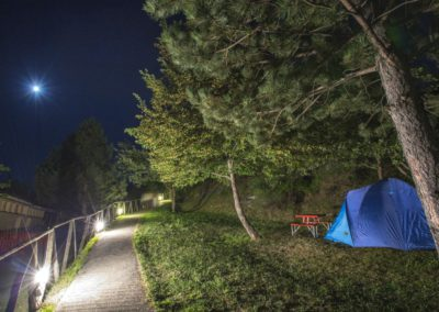 Tende, Camper, Roulotte Camping Vettore Montegallo Monti Sibillini14