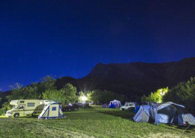 Tende, Camper, Roulotte Camping Vettore Montegallo Monti Sibillini17