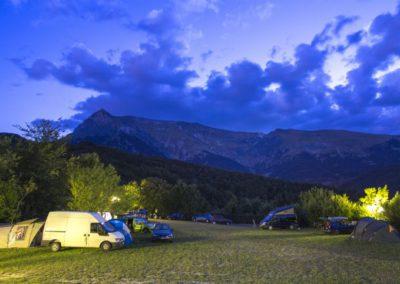Tende, Camper, Roulotte Camping Vettore Montegallo Monti Sibillini19