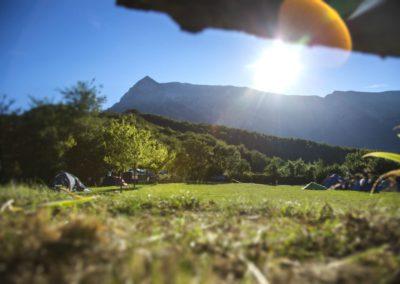 Tende, Camper, Roulotte Camping Vettore Montegallo Monti Sibillini2