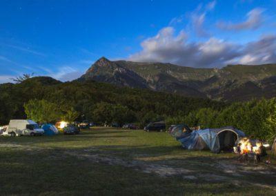 Tende, Camper, Roulotte Camping Vettore Montegallo Monti Sibillini20