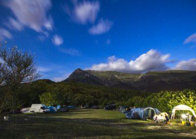 Tende, Camper, Roulotte Camping Vettore Montegallo Monti Sibillini21