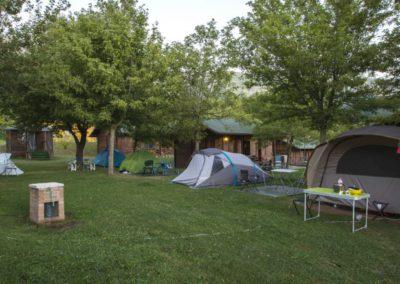 Tende, Camper, Roulotte Camping Vettore Montegallo Monti Sibillini4