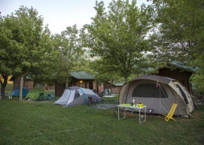 Tende, Camper, Roulotte Camping Vettore Montegallo Monti Sibillini5