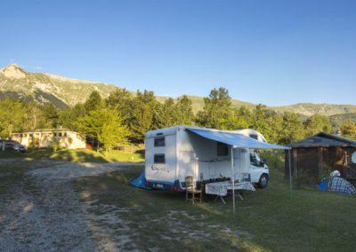 Tende, Camper, Roulotte Camping Vettore Montegallo Monti Sibillini7