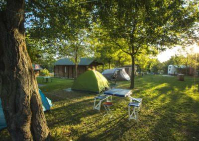 Tende, Camper, Roulotte Camping Vettore Montegallo Monti Sibillini8
