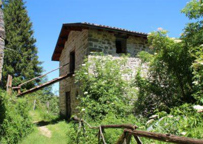 Trekking a Piedi a Montegallo sui Monti Sibillini20