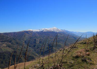 Trekking in Mountain Bike a Montegallo sui Monti Sibillini3